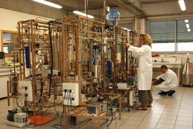 Labo de recherche LCOMS