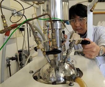 Labo de recherche LCPP
