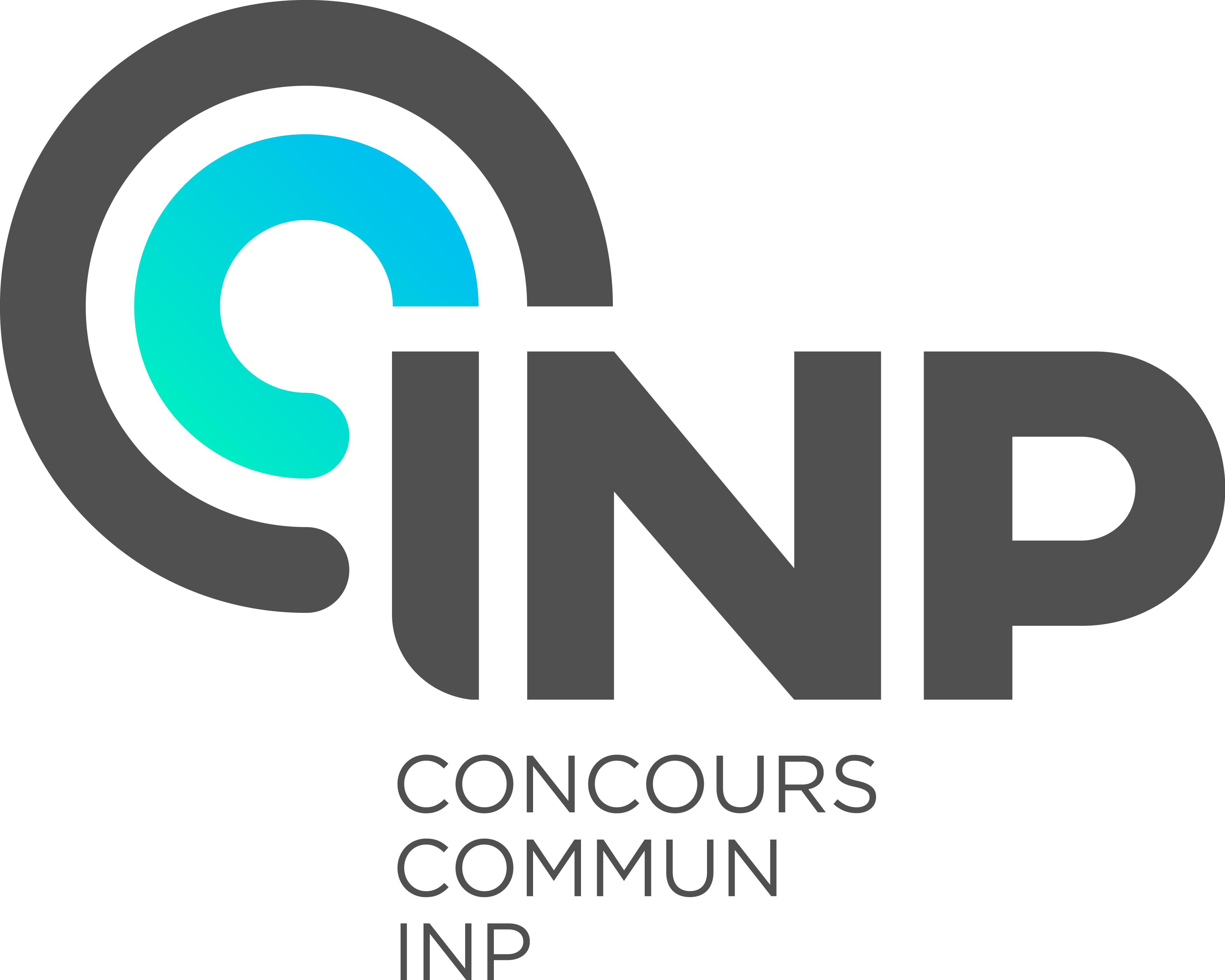 Concours Commun INP